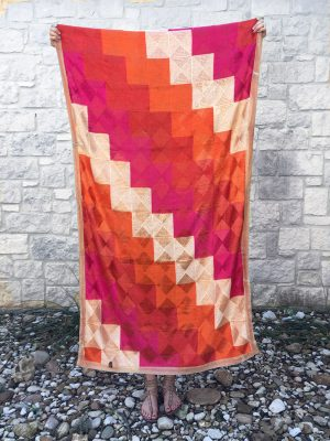 Phulkari Blanket