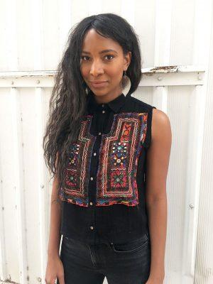 Zahira Blouses