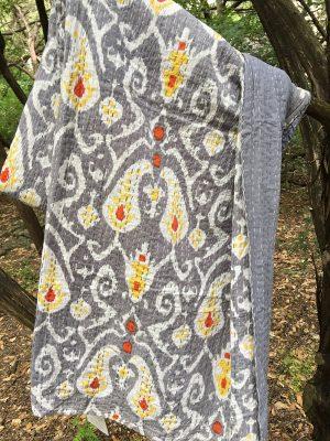 Cotton Kantha Blankets