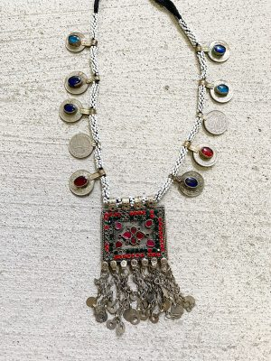 Antique Afghani Necklaces